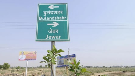 Zurich International AG to build mega airport at Jewar near Delhi