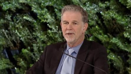 HTLS: Netflix to invest Rs 3000 crore in Indian content, says Reed Hastings