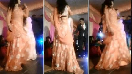 Woman shot in face after she stops dancing at wedding in UP