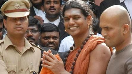 'Cancelled Nithyananda's passport', says government
