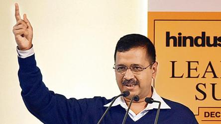 AAP altered Delhi's discourse, says CM Arvind Kejriwal