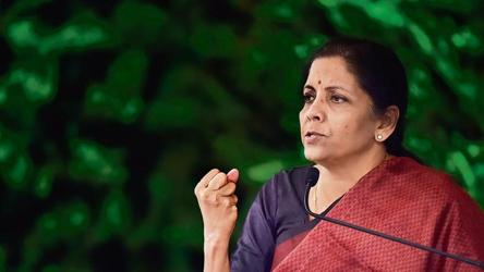 HTLS 2019| 'Unstructured rate cuts distorted GST, streamlining is on the anvil': Nirmala Sitharaman