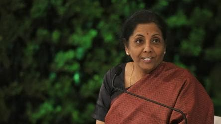 Let it keep coming, says Nirmala Sitharaman, the target of Oppn barbs