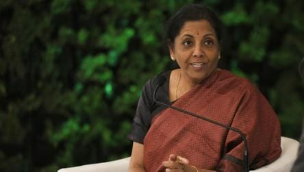 Working on more stimulus, says FM Sitharaman on reviving growth at HTLS