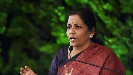 GST rate reductions distorted tax structure, says Nirmala Sitharaman at HTLS