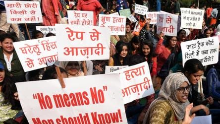 Unnao rape survivor, set ablaze, dies; kin were threatened by accused