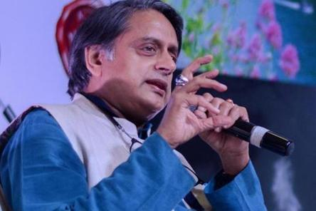 'Unfortunate': Shashi Tharoor calls out Swaraj Kaushal's defence of Anupam Kher