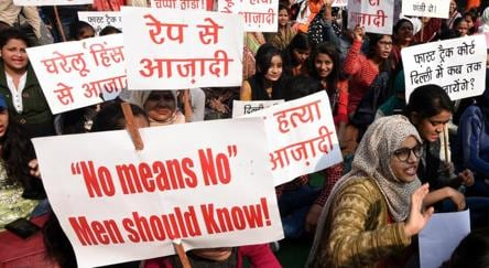 Acid thrown on rape victim by four for refusing to withdraw case