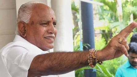 BJP sweeps Karnataka bypolls; BSY strengthens his position as CM