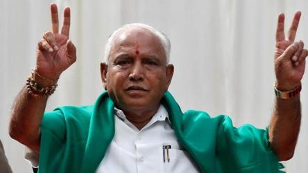 Yediyurappa thanks PM Modi, BJP chief Amit Shah after sweep in Karnataka bypolls