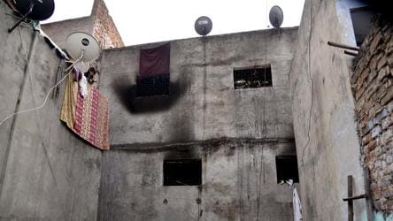 Exit locked, victims of Delhi's Anaj Mandi fire were trapped by blaze