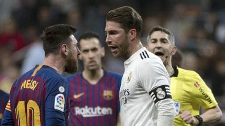 Barcelona Vs Real Madrid El Clasico Could See Mass Protest By