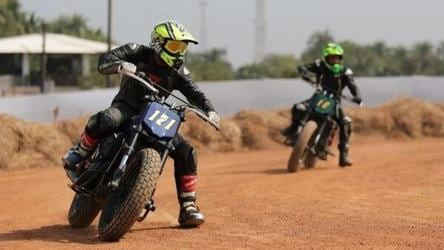 Harley-Davidson bikes thunder loud at India's first Flat Track timed trials