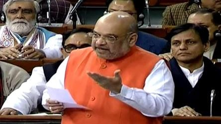 Citizenship Bill gets Lok Sabha nod after fierce day-long debate