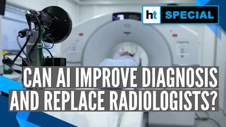 Health Wise: Can AI improve diagnosis and replace radiologists?