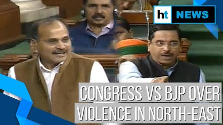 Congress alleges Kashmir formula replicated in North-East, BJP hits back