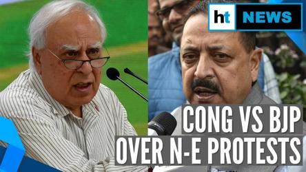 'Playing with fire', 'fishing in troubled waters': Cong vs BJP on CAB, NRC