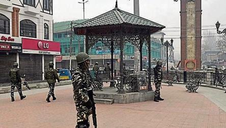 Long lockdown may spur fresh Valley anger: CRPF