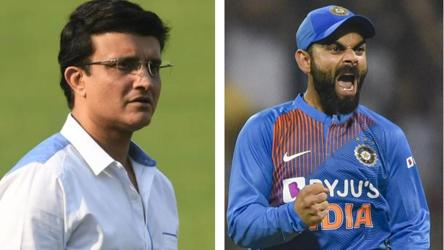 'No one plays for his place but...': Ganguly after India clinch T20I series
