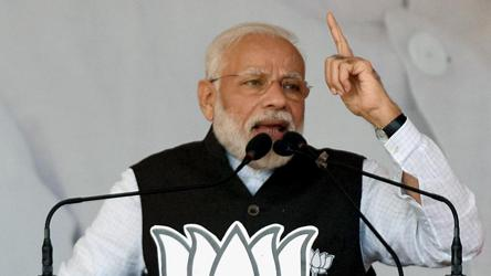 From Jharkhand rally, PM messages appeal for calm in Assam and a promise
