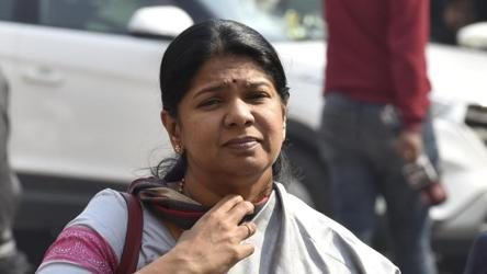 In Smriti Irani vs Rahul Gandhi over rape remark, Kanimozhi explains the 'concern'