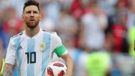 He Doesn T Need It Hernan Crespo Believes Lionel Messi Is Already A King Of Football Despite Not Winning World Cup Football Hindustan Times