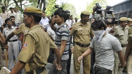 Dec 16 gang rape convicts depressed in Tihar, cops keeping watch: Report