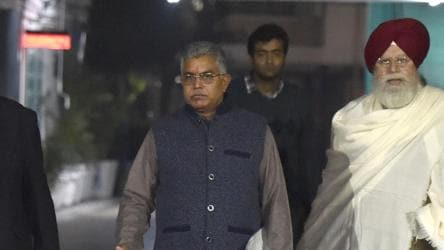 'Bengal will be first state to implement citizenship act':BJP's Dilip Ghosh