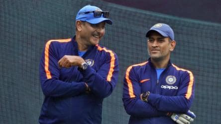 'Don't think he is too keen ': Ravi Shastri talks about MS Dhoni