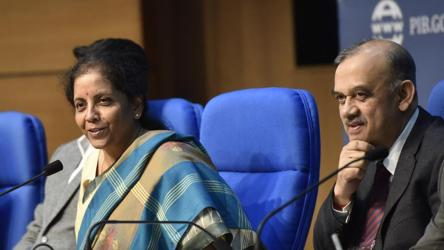 Will respond to sector-specific issues in the budget: FM Sitharaman
