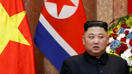 'Refrain from provocations if you want a peaceful New Year': N. Korea