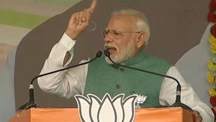 '1000% the right decision': PM Modi hails Citizenship Act at Jharkhand rally