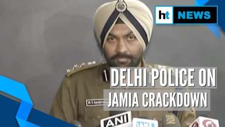'Jamia students don't have to worry, don't believe in rumours': Delhi Police