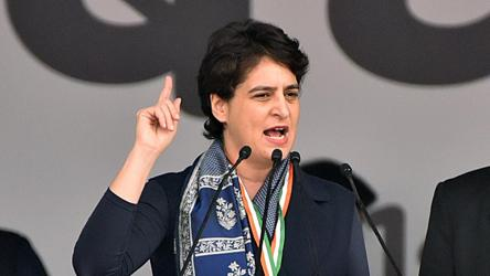 'This govt is coward': Priyanka Gandhi hits out at Centre after Jamia clashes