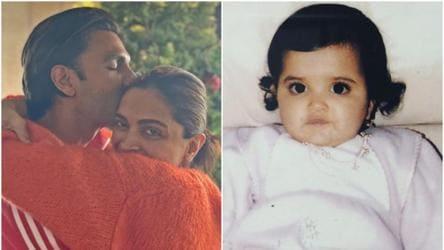 Pleasant Ranveer Singh Wishes His Lil Marshmallow Deepika Padukone On Personalised Birthday Cards Rectzonderlifede