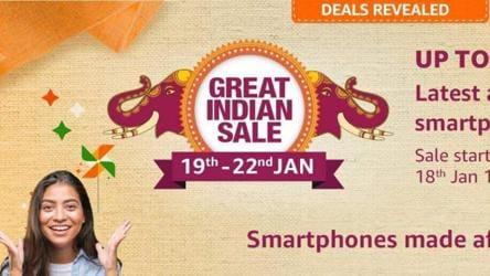 Amazon Great Indian sale starts today: Check the best deals, offers