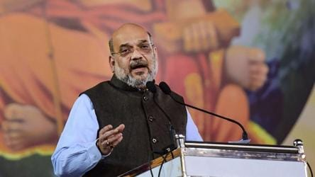 'Prahlad Joshi ready to debate': Amit Shah replies to Rahul Gandhi