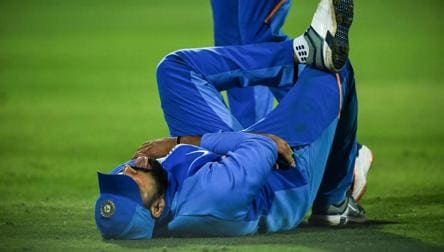 'It's the left shoulder,' Kohli provides update on Rohit's nasty injury