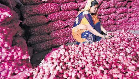 Imported onions not pungent enough, set to go on distress sale