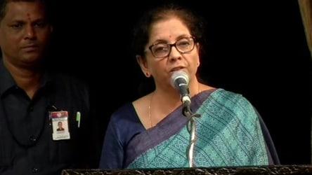 'Adnan Sami, Taslima Nasreen are examples': Nirmala Sitharaman defends CAA