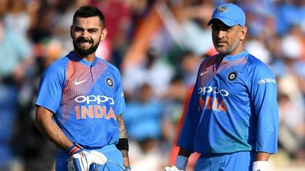 Virat Kohli breaks MS Dhoni's massive ODI record as skipper