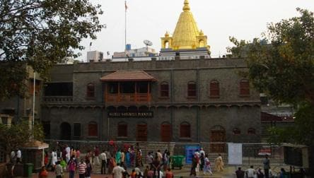 Shirdi locals call for shutdown over Sai baba birthplace row, temple remains open