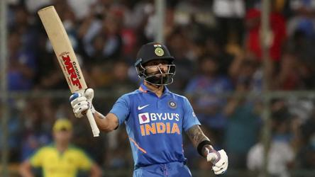 3rd ODI Live: India beat Australia by 7 wickets, win series 2-1