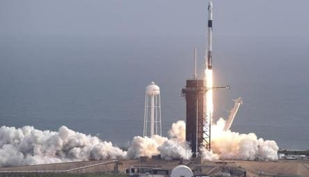 Elon Musk's SpaceX launches, destroys rocket in astronaut escape test