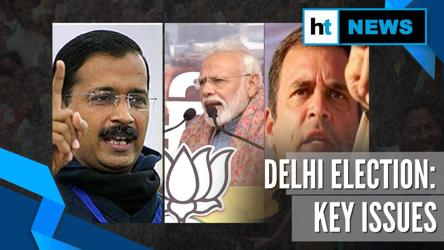 Delhi Elections 2020 l Bijli-paani-school or CAA, Modi: What'll Delhi vote on?