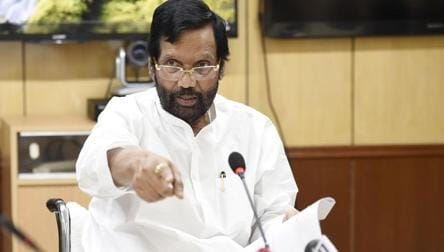 Paswan defends CAA, NPR but feels protesters have a right to express themselves