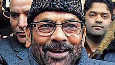 Minister Naqvi dons  writer's hat with aim to promote harmony