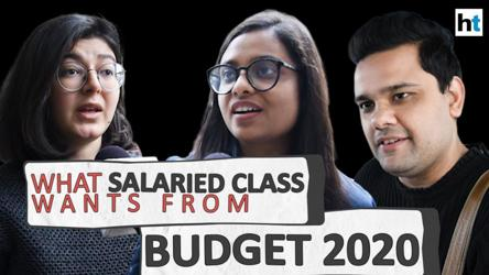 If I Were Finance Minister | Budget 2020 expectations of salaried class