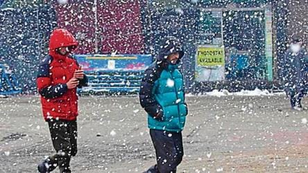 Western disturbance may bring more rain, snow: IMD