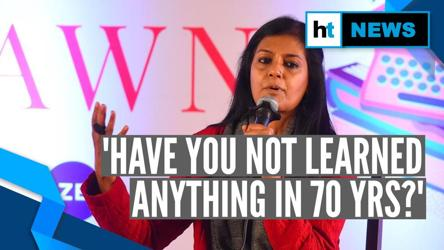 'As a citizen, as a human...': Watch actor Nandita Das' message on CAA